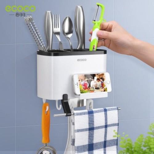Giá treo đồ dùng nhà bếp ecoco e1801