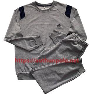 Bộ đồ thể thao nam vải da cá dày đẹp - Được kiểm tra hàng - BTTN009 thumbnail