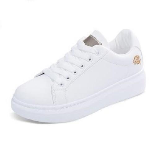 Giày nữ trắng sneaker