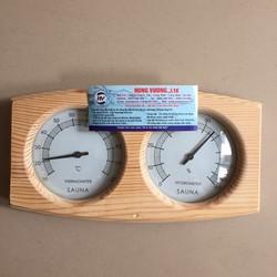Ẩm kế nhiệt kế Sauna - ẨM kế nhiệt kế phòng xông hơi