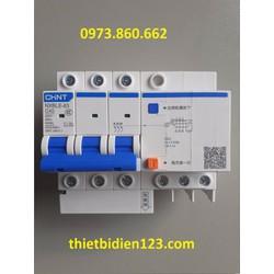 aptomat chống rò - chống giật chint 3P 40A,63A