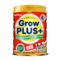 {nhập CB_T12 hoàn 23k} Sữa Grow Plus đỏ 900gr NutiFood MẪU MỚI date 2021