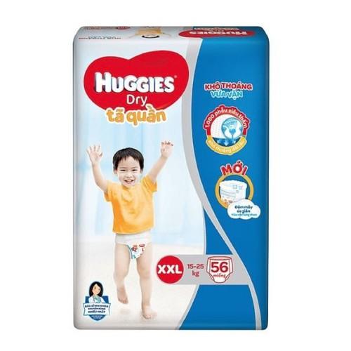 Tã quần huggies xxl56 miếng