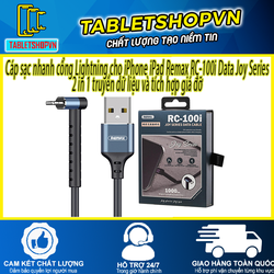 Cáp sạc iphone ipad RC-100i