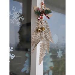 Phụ kiện treo cây thông trang trí Noel cho mùa lễ hội dài 20cm
