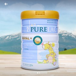 Sữa Purelac Royal+ stage2 - Sữa Purelac Royal+ stage2