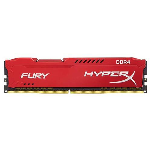 Ram kingston hyperx fury red 8gb  ddr3 bus 1600mhz