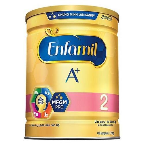 Sữa bột enfamil a+ 2 1,7kg - 19155751 , 24143496 , 15_24143496 , 887000 , Sua-bot-enfamil-a-2-17kg-15_24143496 , sendo.vn , Sữa bột enfamil a+ 2 1,7kg