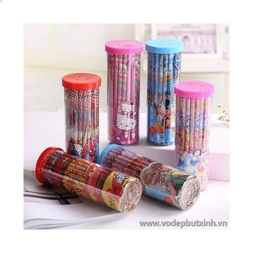 Hộp bút chì gỗ 50 cây mẫu hoạt hình - 21031242 , 24148734 , 15_24148734 , 114000 , Hop-but-chi-go-50-cay-mau-hoat-hinh-15_24148734 , sendo.vn , Hộp bút chì gỗ 50 cây mẫu hoạt hình