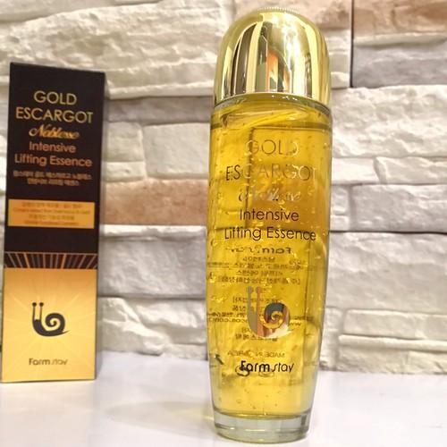 Tinh chất ốc sên và vàng chống lão hóa phục hồi da hư tổn - hàng chính hãng