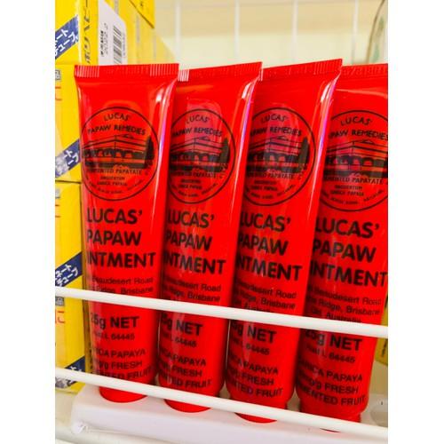 Kem đa năng lucas papaw ointment đu đủ 25g - 21024700 , 24139065 , 15_24139065 , 90000 , Kem-da-nang-lucas-papaw-ointment-du-du-25g-15_24139065 , sendo.vn , Kem đa năng lucas papaw ointment đu đủ 25g