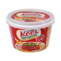 2 Bát Mì Trộn Kool Spagheti, Kool BBQ Sườn Nướng Hàn Quốc Hộp 105g