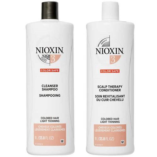 Nioxin system 3 – dầu gội xã nioxin chống rụng tóc 1000ml