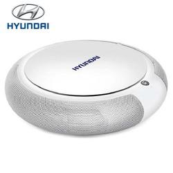 Máy khử mùi, lọc không khí Hyundai trong ô tô HY-12 Màu Trắng