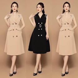 Đầm Xòe Phong Cách Sang Chảnh Hot
