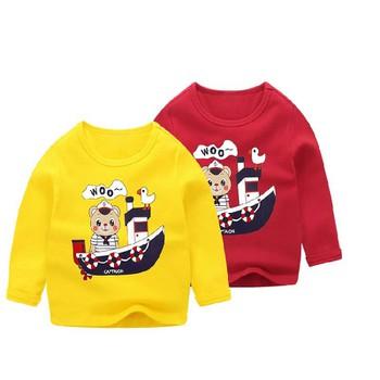 Combo 3 áo thun bé trai các màu 4-8 tuổi-16-25kg chọn 3 màu bất kỳ-hàng bao đẹp