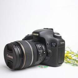 Máy ảnh Canon EOS 7D kèm lens EF-S 17-85mm f4-5.6 IS USM