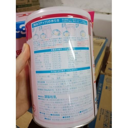 Sữa meiji nội địa Nhật số 9 800g