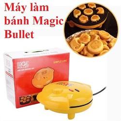 Máy Nướng Bánh Hình Thú cho bé MAGIC