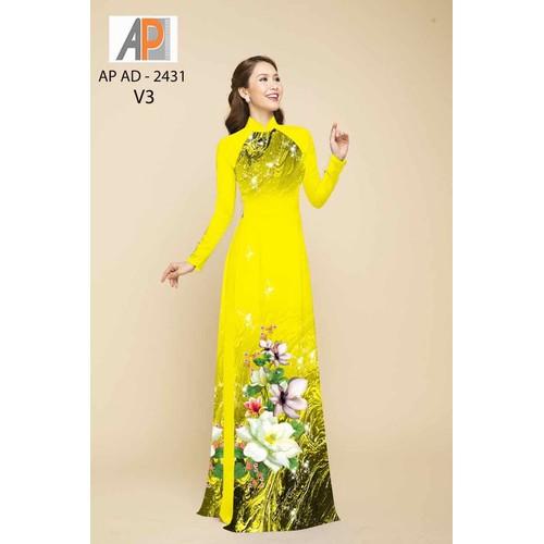 Vải áo dài hoa sen - 20996388 , 24102770 , 15_24102770 , 200000 , Vai-ao-dai-hoa-sen-15_24102770 , sendo.vn , Vải áo dài hoa sen