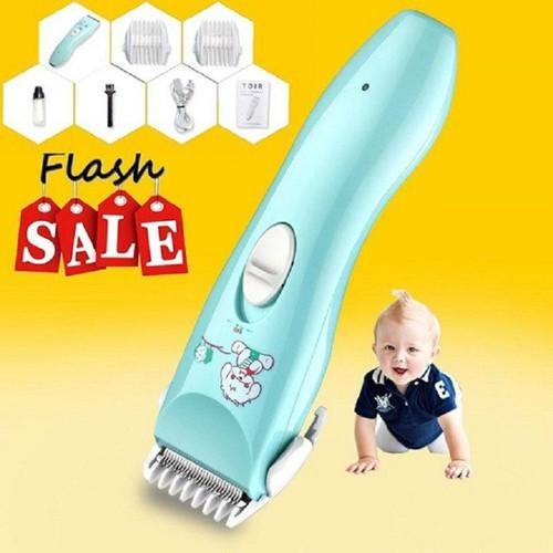 Tông đơ cắt tóc trẻ em, tông đơ phù hợp cho các bố mẹ cắt tóc ở nhà cho bé, tiết kiệm thời gian,