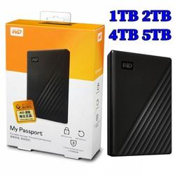 Ổ cứng di động USB3.0 Western Digital My Passport 1TB 2TB 4TB 5TB - bảo hành 3 năm