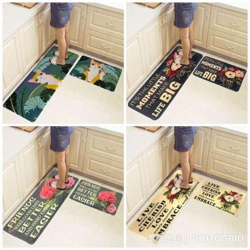 Combo 2 thảm lót chân nhà bếp nhiều màu sắc - 21024661 , 24139018 , 15_24139018 , 139000 , Combo-2-tham-lot-chan-nha-bep-nhieu-mau-sac-15_24139018 , sendo.vn , Combo 2 thảm lót chân nhà bếp nhiều màu sắc
