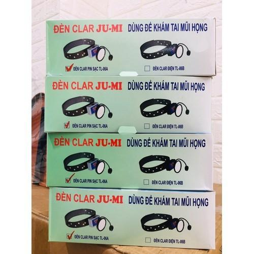 Đèn soi tai mũi họng clar ju-mi có pin sạc - đèn clar - 21018728 , 24131889 , 15_24131889 , 590000 , Den-soi-tai-mui-hong-clar-ju-mi-co-pin-sac-den-clar-15_24131889 , sendo.vn , Đèn soi tai mũi họng clar ju-mi có pin sạc - đèn clar