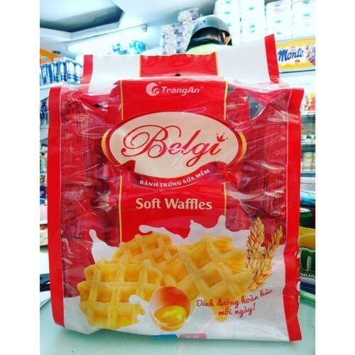 Bánh trứng sữa mềm belgi tràng an gói 240g - 21030826 , 24148040 , 15_24148040 , 27000 , Banh-trung-sua-mem-belgi-trang-an-goi-240g-15_24148040 , sendo.vn , Bánh trứng sữa mềm belgi tràng an gói 240g