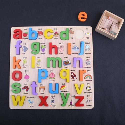 Đồ chơi giáo dục bảng học chữ cái in thường bằng gỗ có phiên âm tiếng anh cho bé đồ chơi gỗ tự nhiên - 20472977 , 23299739 , 15_23299739 , 103000 , Do-choi-giao-duc-bang-hoc-chu-cai-in-thuong-bang-go-co-phien-am-tieng-anh-cho-be-do-choi-go-tu-nhien-15_23299739 , sendo.vn , Đồ chơi giáo dục bảng học chữ cái in thường bằng gỗ có phiên âm tiếng anh cho b