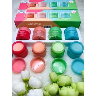 Mặt nạ ngủ cho môi Lip sleeping mask mini kit 4 scented collections - sp276-a thumbnail