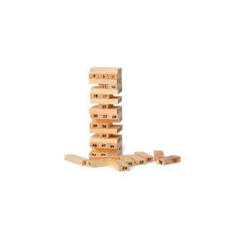 Bộ đồ chơi rút gỗ loại to dành cho bé siêu yêu