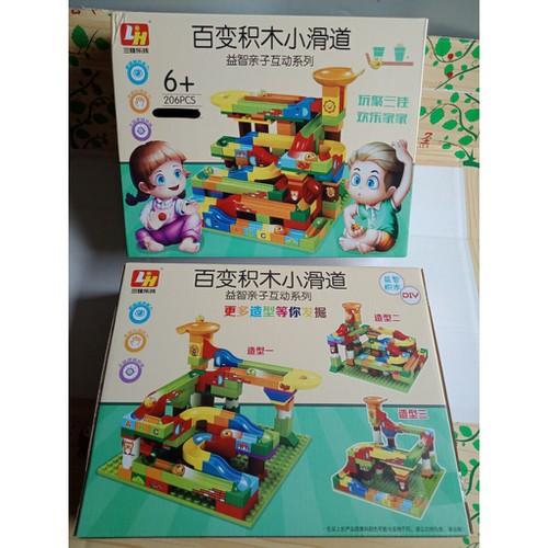 Đồ chơi cho bé bộ xếp hình cầu trượt đồ chơi phát triển trí tuệ cho trẻ em - 19429085 , 23679417 , 15_23679417 , 180000 , Do-choi-cho-be-bo-xep-hinh-cau-truot-do-choi-phat-trien-tri-tue-cho-tre-em-15_23679417 , sendo.vn , Đồ chơi cho bé bộ xếp hình cầu trượt đồ chơi phát triển trí tuệ cho trẻ em