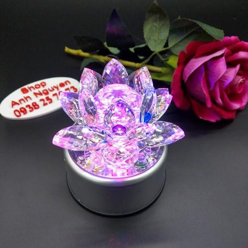 Combo đế xoay và hoa sen pha lê có đèn led - 20466499 , 23288153 , 15_23288153 , 250000 , Combo-de-xoay-va-hoa-sen-pha-le-co-den-led-15_23288153 , sendo.vn , Combo đế xoay và hoa sen pha lê có đèn led