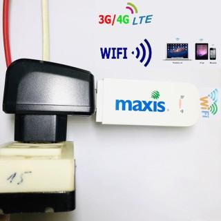 USB phát wifi - DCOM phát wifi 3G 4G ZTE MF70 - USB WIFI TỐT NHẤT HIỆN NAY F7 - maxis mf70-USB phát wifi thumbnail