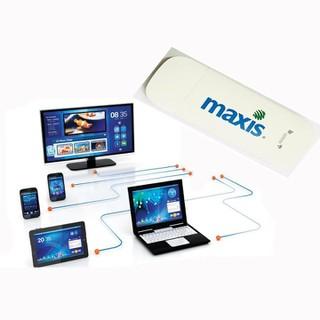 USB Phát Wifi 3G 4G Maxis MF70 -phát wifi MẠNH - PHIÊN BẢN MỚI QUỐC TẾ F7,. - maxis mf70 -phát wifi MẠNH thumbnail