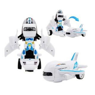 máy bay biến hình robot lms - máy bay biến hình robot lms thumbnail