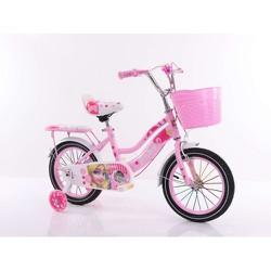 Xe đạp trẻ em cho bé gái 2-4 tuổi bánh 12 inch