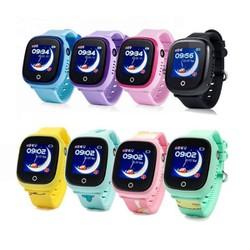 Mẫu mới 2020 Đồng hồ định vị trẻ em Wonlex GW400X