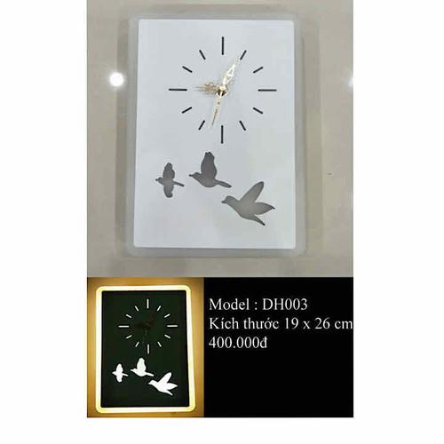 Đèn led gắn tường có đồng hồ hình chim - 20468326 , 23291103 , 15_23291103 , 350000 , Den-led-gan-tuong-co-dong-ho-hinh-chim-15_23291103 , sendo.vn , Đèn led gắn tường có đồng hồ hình chim