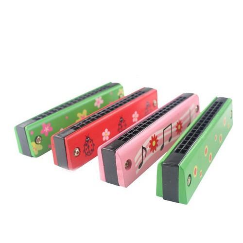 Kèn harmonica 16 lỗ cho bé trai và gái