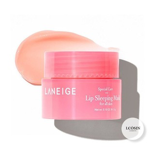Mặt nạ ngủ môi Laneige Lip Sleeping Mask mini 3g LS195 - LS195 thumbnail
