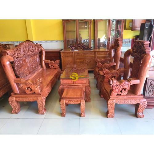 Bộ bàn ghế chạm rồng bát tiên gỗ hương đá tay 12, 6 món - 21043900 , 24165563 , 15_24165563 , 53900000 , Bo-ban-ghe-cham-rong-bat-tien-go-huong-da-tay-12-6-mon-15_24165563 , sendo.vn , Bộ bàn ghế chạm rồng bát tiên gỗ hương đá tay 12, 6 món