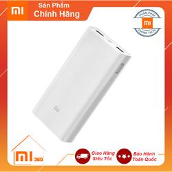 Pin Sạc Dự Phòng Xiaomi Gen 2C 20.000mAh Chính Hãng