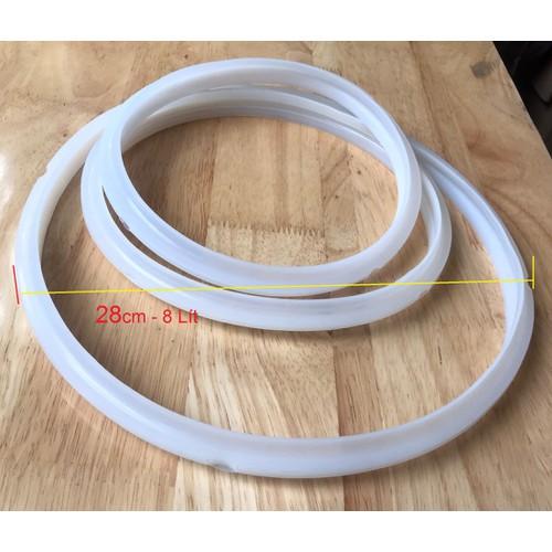 Bộ gioăng nồi áp suất đa năng 19.5cm - 3 lít và 28 cm - 8lit - set 3 cái - 21048708 , 24172625 , 15_24172625 , 48000 , Bo-gioang-noi-ap-suat-da-nang-19.5cm-3-lit-va-28-cm-8lit-set-3-cai-15_24172625 , sendo.vn , Bộ gioăng nồi áp suất đa năng 19.5cm - 3 lít và 28 cm - 8lit - set 3 cái