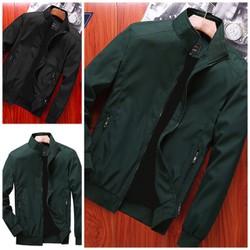 áo khoác dù nam 2 lớp[ĐƯỢC XEM HÀNG ]   size đại 60-85kg hàng XUẤT KHẨU không nón