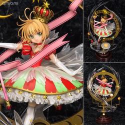 Thủ lĩnh thẻ bài Sakura Kinomoto: Stars Bless You