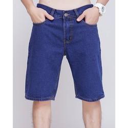 Quần shorts jeans ống suôn TMS03