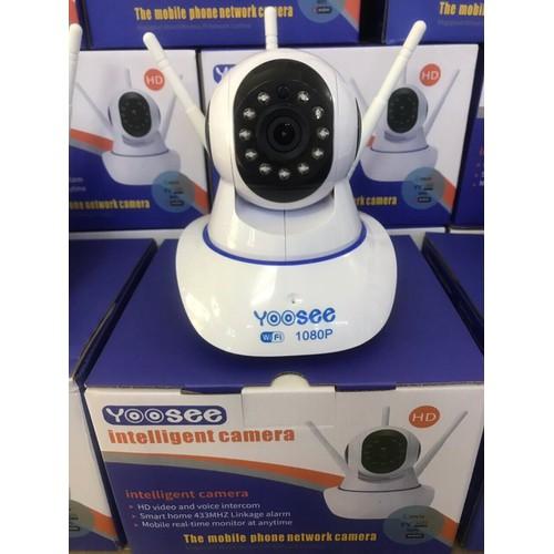 [Combo] camera yoosee 3 râu ip wifi  2.0mpx 1080p siêu nét tiếng việt + thẻ nhớ 32gb class10 - 19226942 , 24154105 , 15_24154105 , 525000 , Combo-camera-yoosee-3-rau-ip-wifi-2.0mpx-1080p-sieu-net-tieng-viet-the-nho-32gb-class10-15_24154105 , sendo.vn , [Combo] camera yoosee 3 râu ip wifi  2.0mpx 1080p siêu nét tiếng việt + thẻ nhớ 32gb class10
