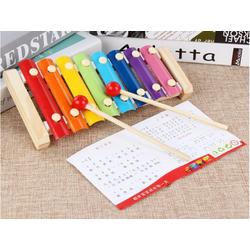 Đàn gỗ 8 quãng, đàn gỗ nhiều màu, đàn xylophone - 0077